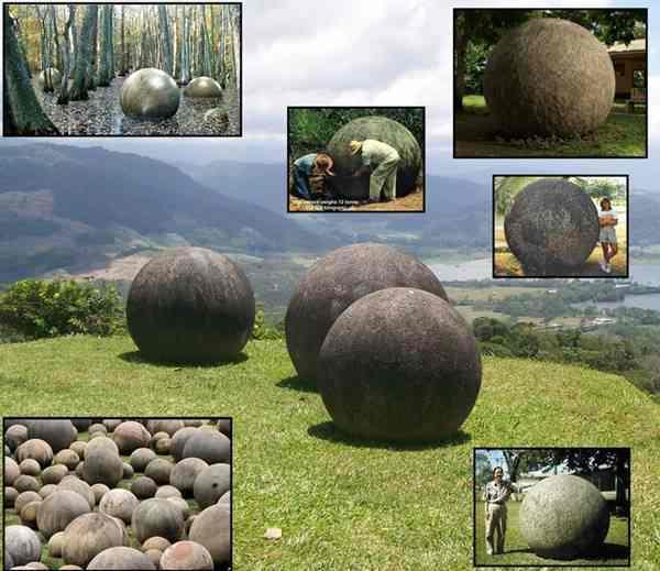 costa ricai kőgolyók