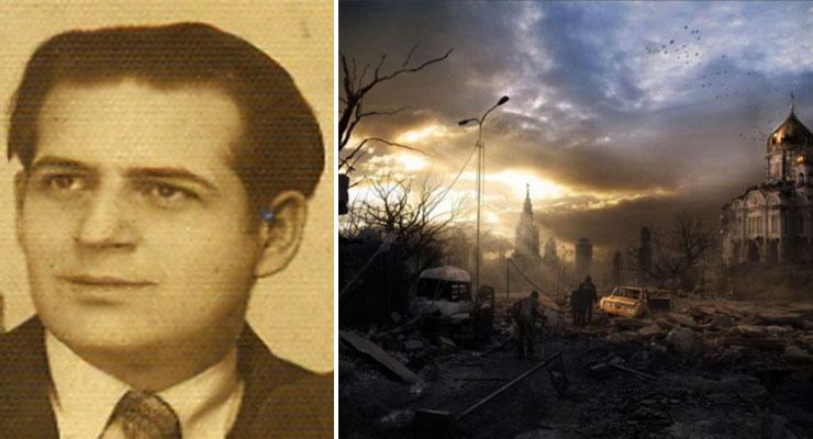 A magyar író-jós már előre látta az atombomba szörnyűségeit, ami