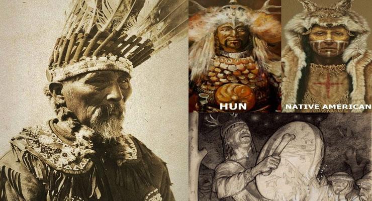 Ősi magyar nyomok észak-amerikai indián földön: a titok, amit a nyugat elhallgat!