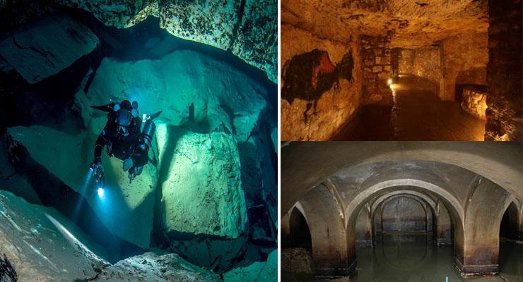 Ősi alagutak több millió éves hálózata húzódik Budapest alatt: feltáratlan titkok hevernek a főváros mélyén!