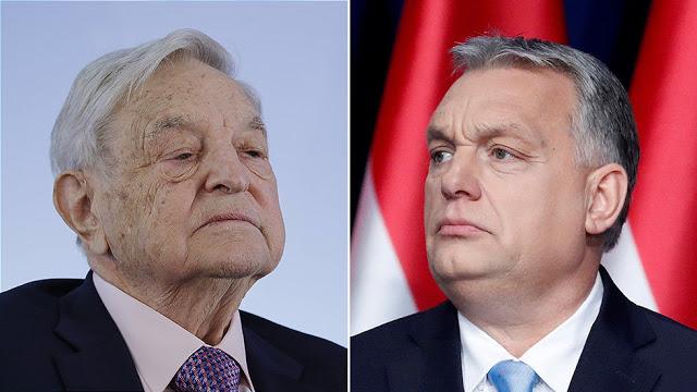 Eszmék összecsapása zajlik Európában a magyar miniszterelnök és a pénzügyi spekuláns George Soros között, mely a kontinens jövőjét is meg fogja határozni