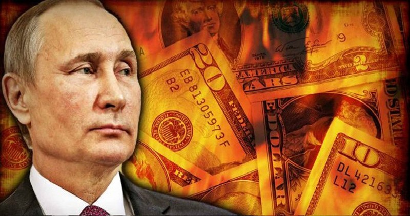 Ebből nagyon nagy balhé lesz: Putyin elkezdte dollártalanítani a világot!