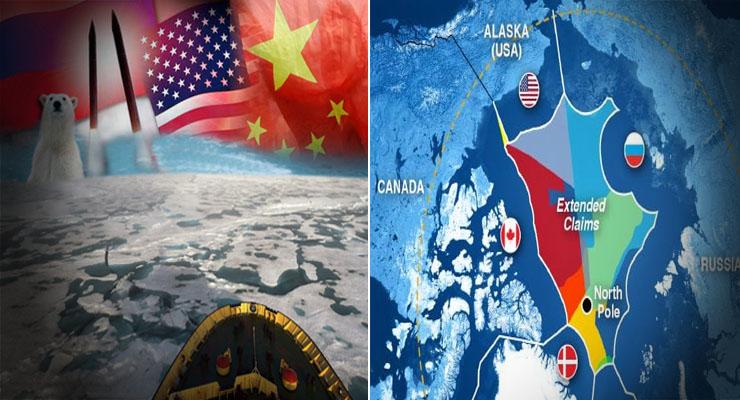 Egy háború előkészítése zajlik az Északi-sarkon? A hidegháború hamarosan világháborúba torkollhat – állítják az elemzők