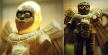 ősi olmek űrhajos a civilizaciok kezdeten földre lepő csillagközi telepesek nyomai a multban