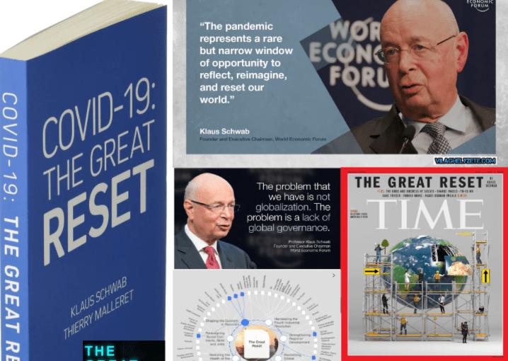 A Nagy Újraindítás háttérhatalmi TERVE a járvány leple alatt érkezik – THE GREAT RESET