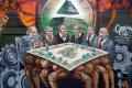 Az Új Világrend háttérhatalma üzent nekünk: Hiába minden ellenállás